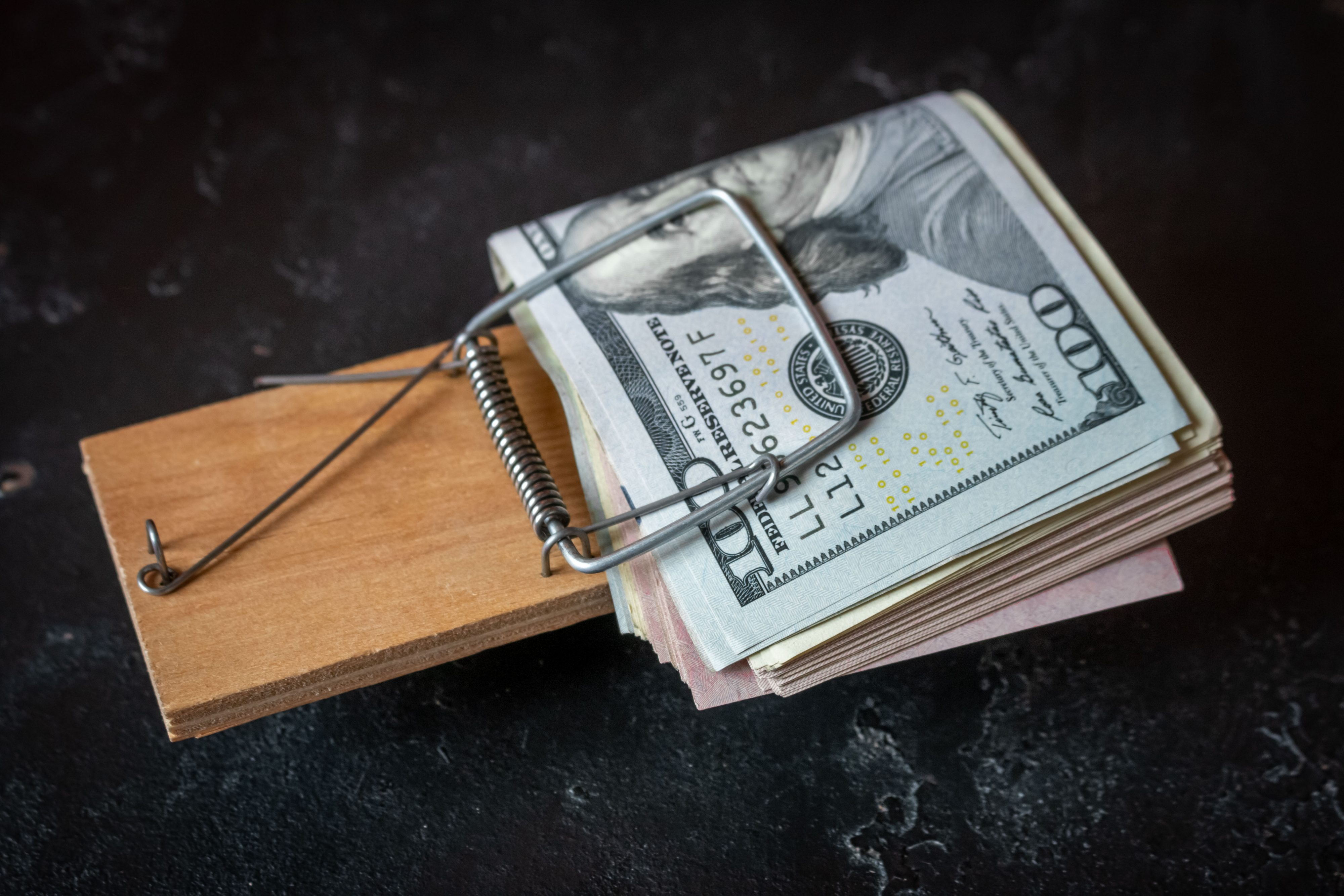 Вывод из финансовой пирамиды